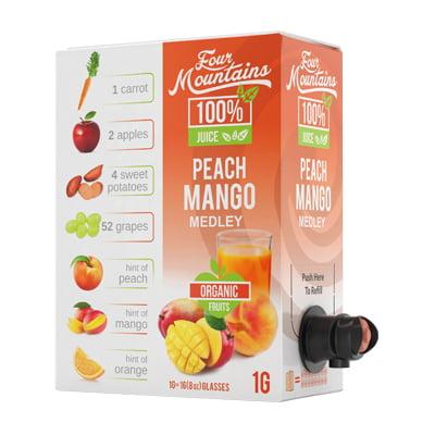 Peach Mango Juice box