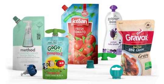 ScholleIPN Retail Pouch packaging