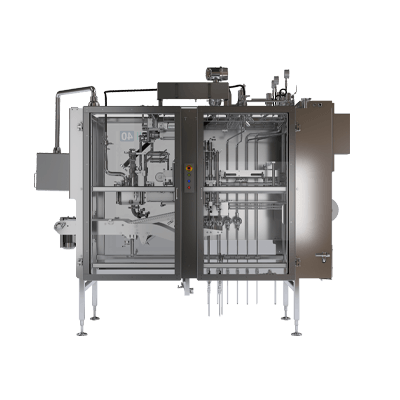Scholle IPN SureFill 40 Bag-In-Box Filling Equipment
