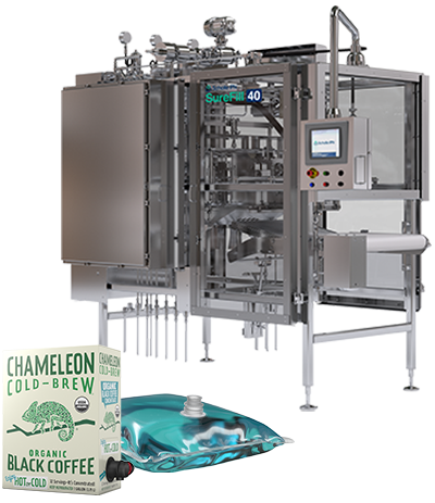 Scholle IPN SureFill 40 Bag-in-Box Filler