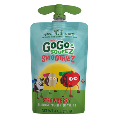 ScholleIPN toddler food pouch GoGo Smoothie