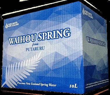 Waihouu Spring BIB Water