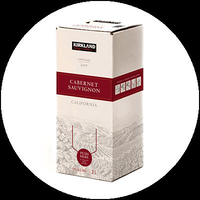 Kirkland Boxed Wine