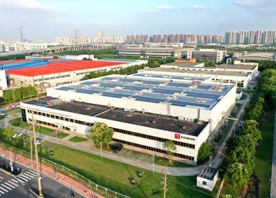 Suzhou - Scholle IPN